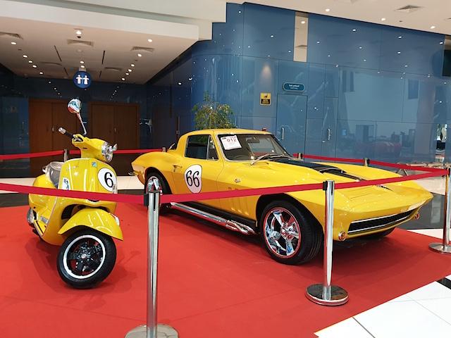 Car buffs and buyers: Head for Abu Dhabi! | drivemeonline com