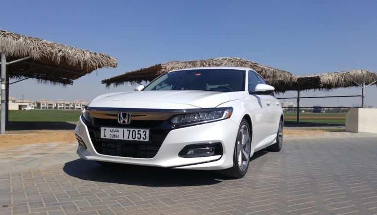 Honda Accord Review Uae Drivemeonline Com