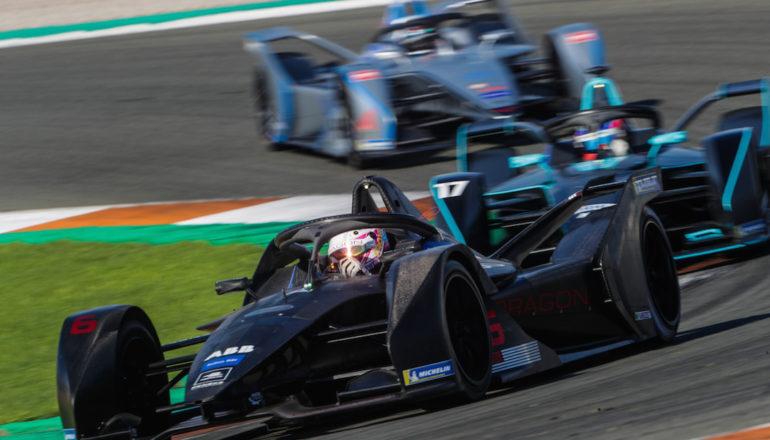 More power, more fan features: Formula E enters Generation 2