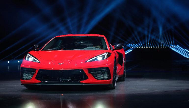 The Mid Engine Corvette Is Born Drivemeonline Com
